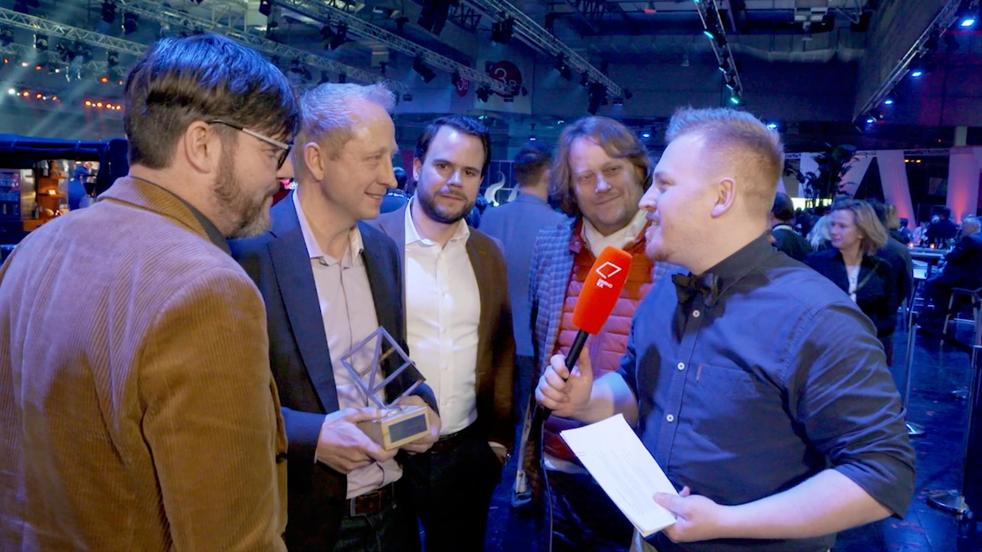 BrandEX Festival – Der Award